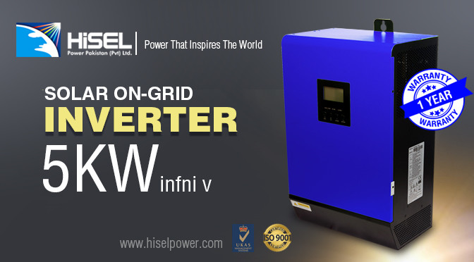 5Kw infi v Inverter in pakistan